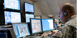 Monitoring at the Tactical Operations Center